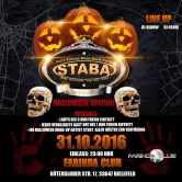 Staba – Halloween Special / Mo. 31.10.16
