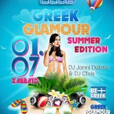 Green Glamour Beach Party – Summer Edition / Sa. 01.07.17